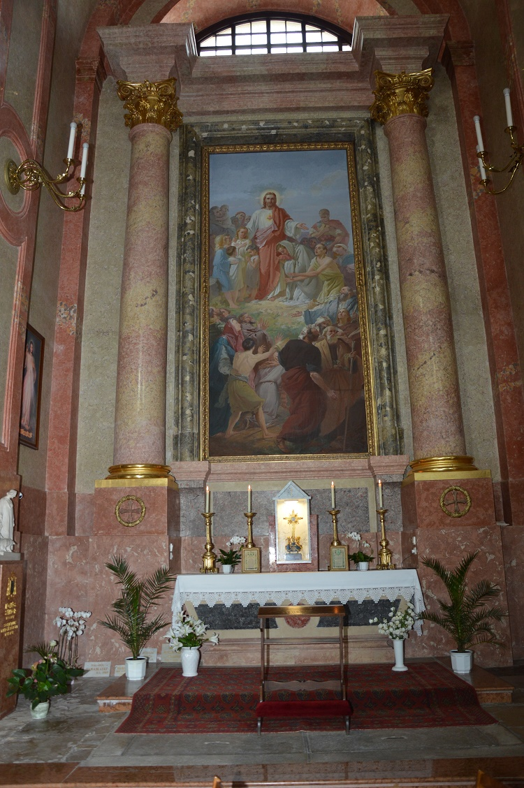Déli kápolna