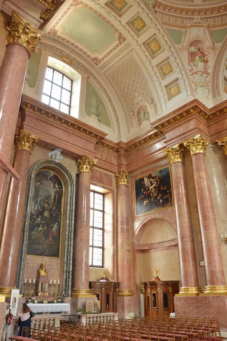 Szent Márton oltár és ereklye