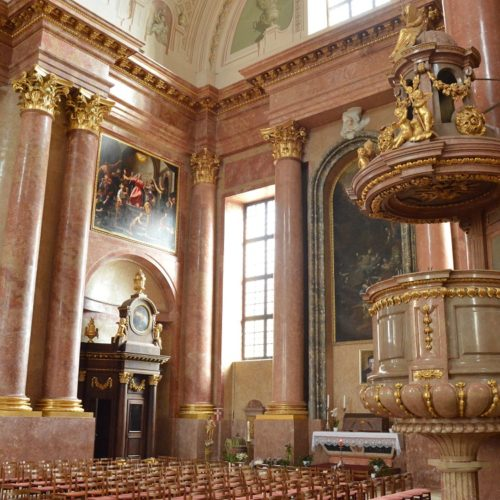 Szent Quirin oltár