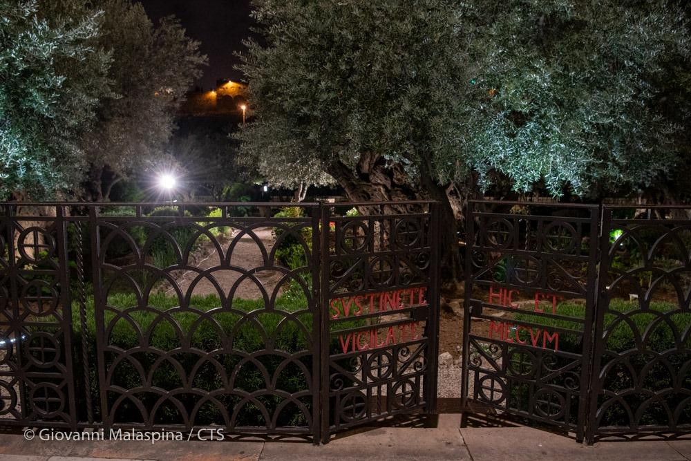 Getsemani kert